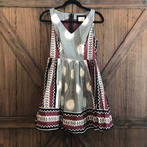 Maeve dress for Anthropologie